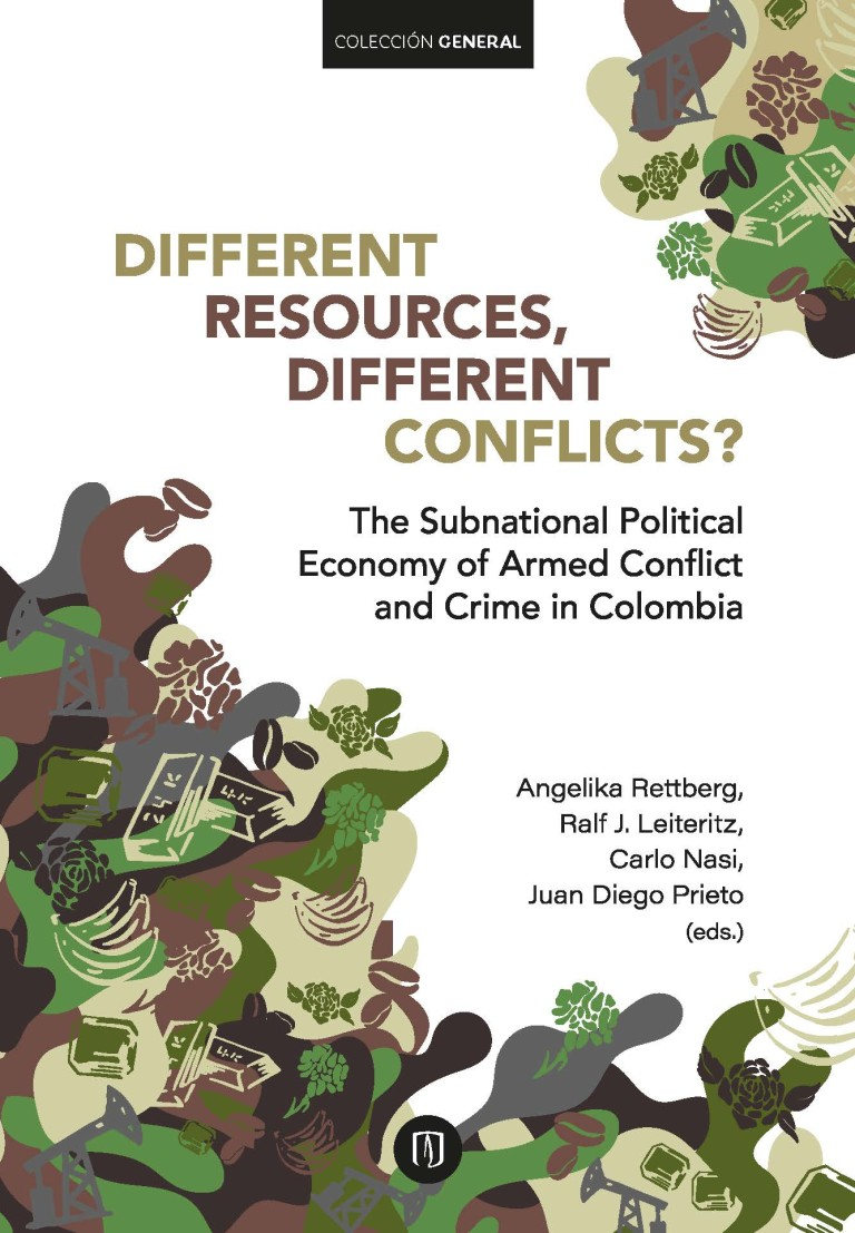 Different Resources, Different Conflicts?. The Subnational Political Economy of Armed Conflict and Crime in Colombia