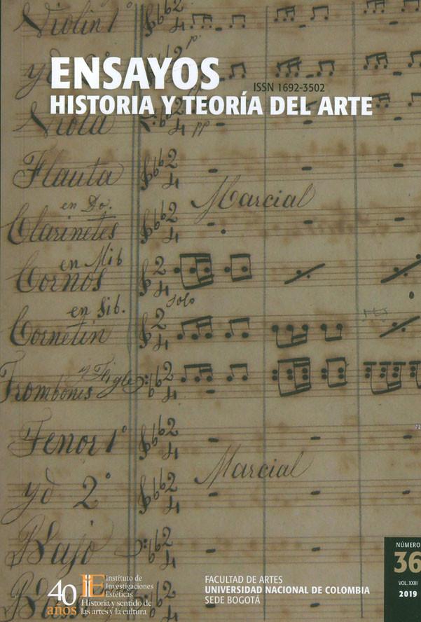 Ensayos Historias Y Teoría Del Arte No. 36 Vol. XXIII