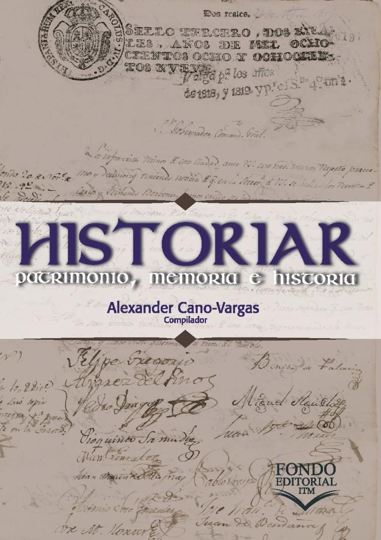 Historiar. Patrimonio, memoria e historia
