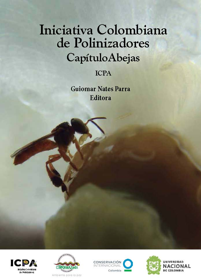 Iniciativa Colombiana de Polinizadores. Abejas ICPA
