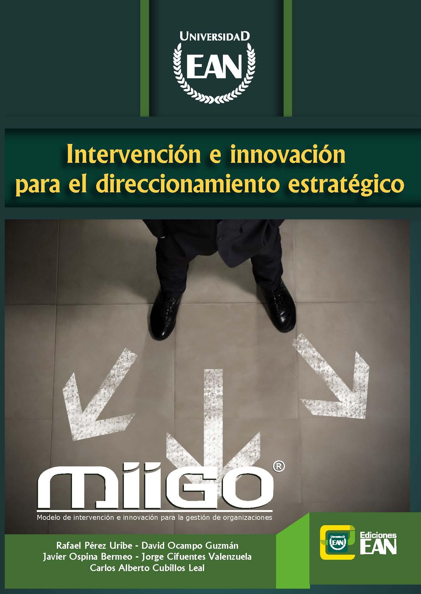 MIIGO - Intervención e innovación para el direccionamiento estratégico