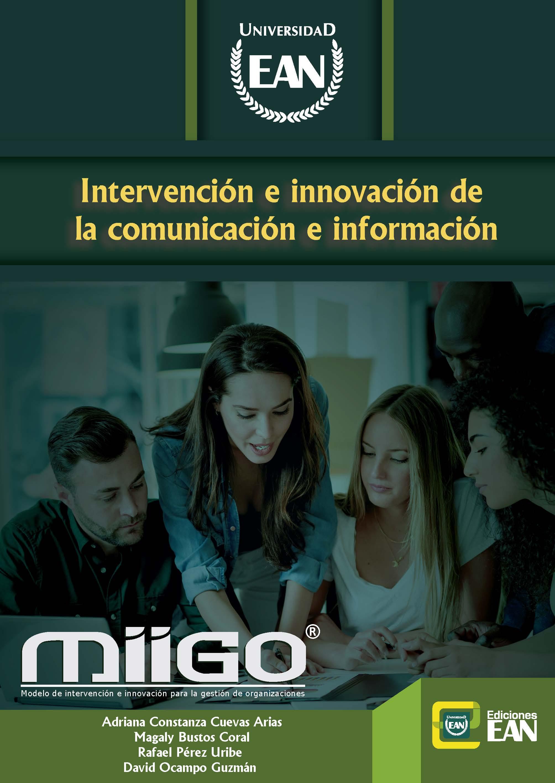 Intervención e innovación de la comunicación e información