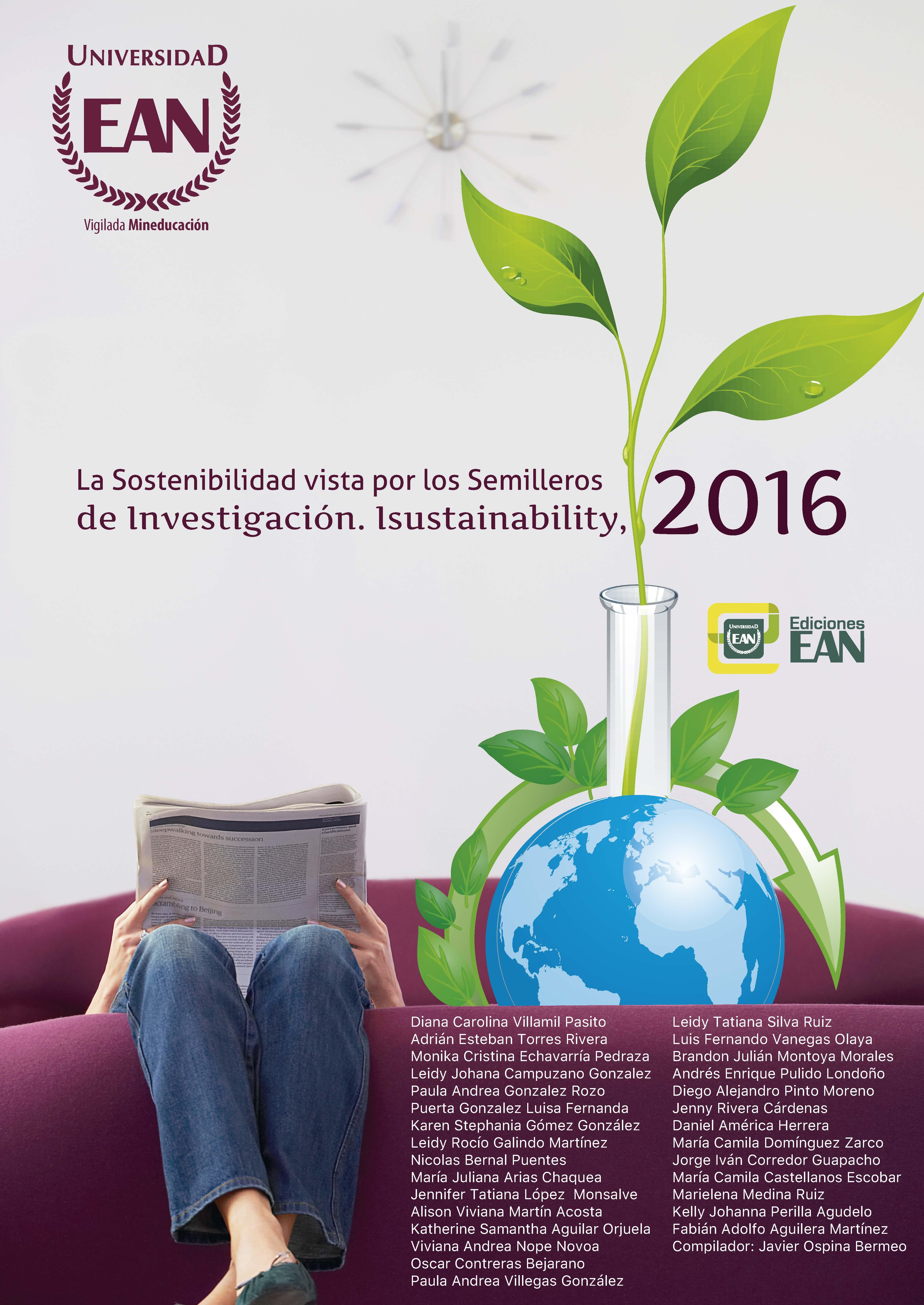 La Sostenibilidad vista por los Semilleros de Investigación. Isustainability