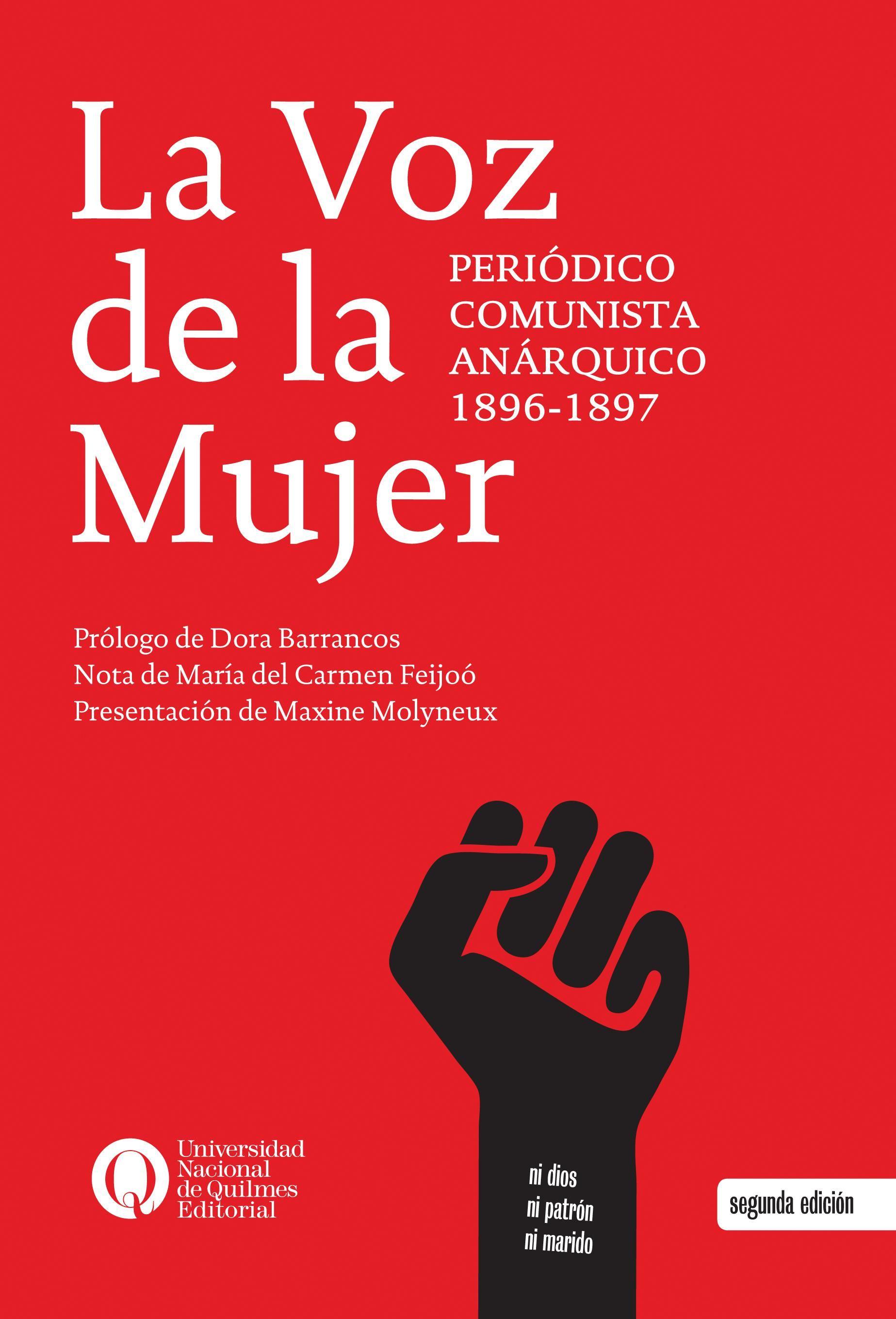 Voz De La Mujer, La (2° Edición)