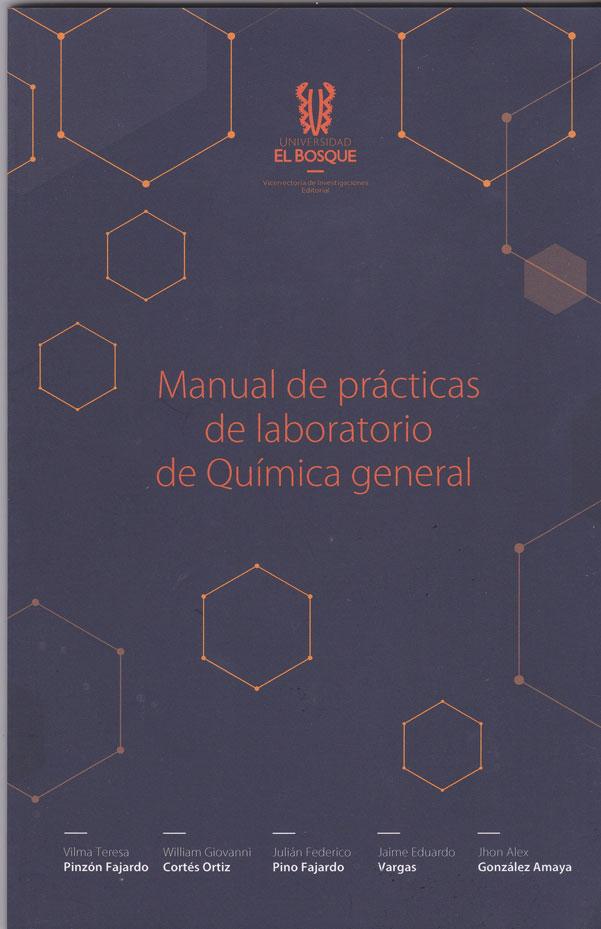 Manual de prácticas de laboratorio de química general