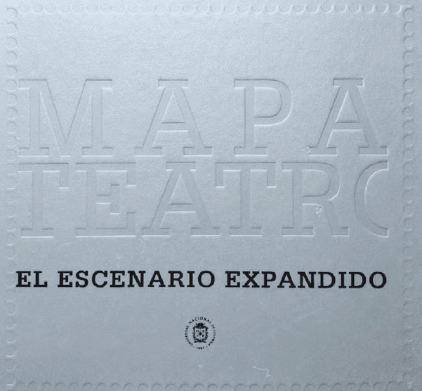 Mapa teatro. El escenario expandido