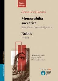 Memorabilia Socratica / Nubes