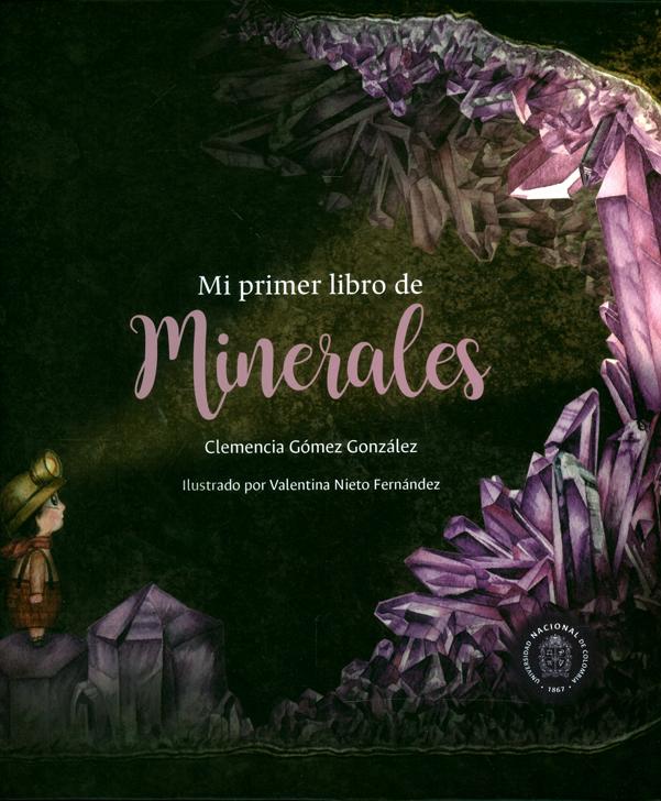 Mi primer libro de Minerales