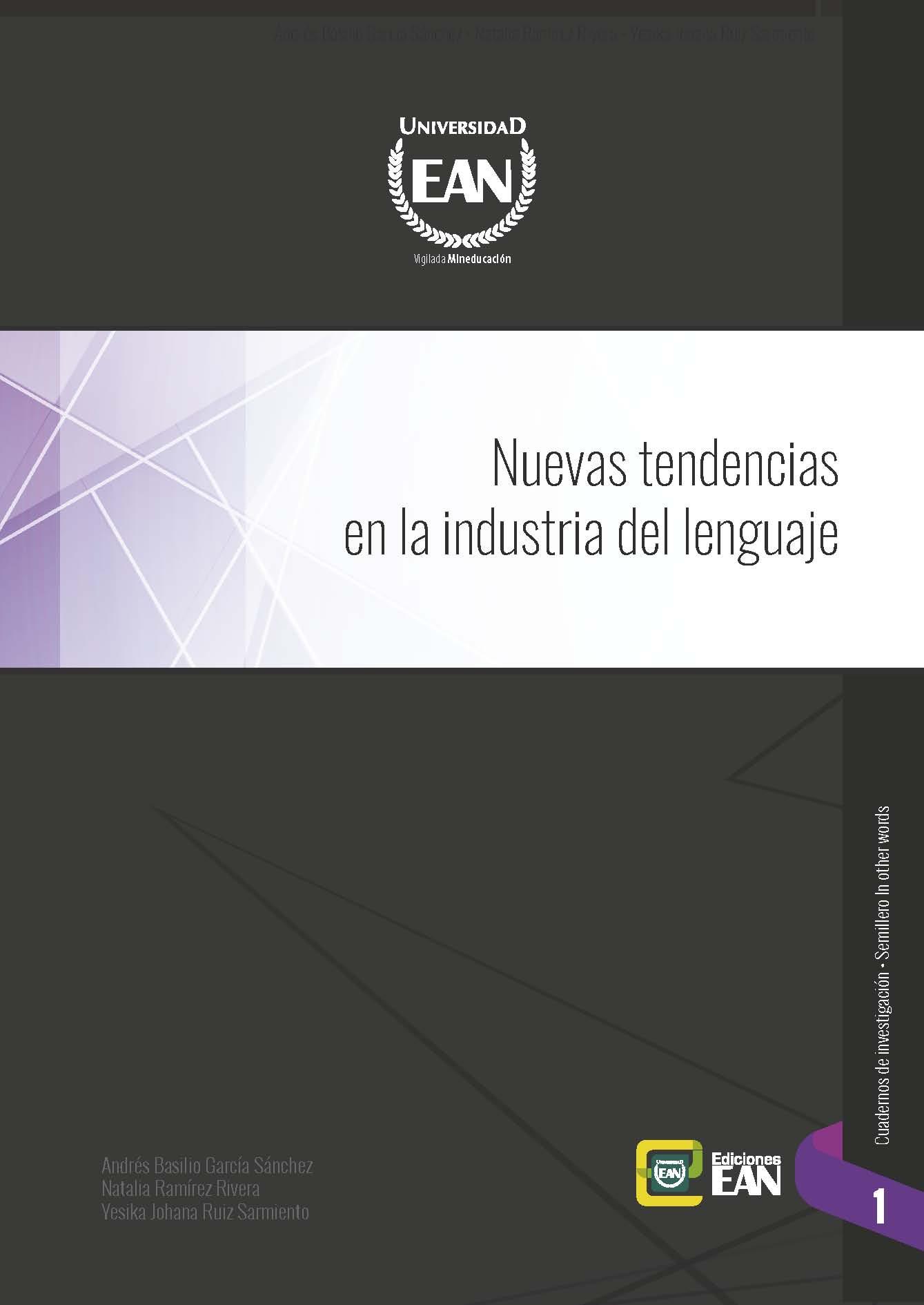 Nuevas tendencias en la industria del lenguaje