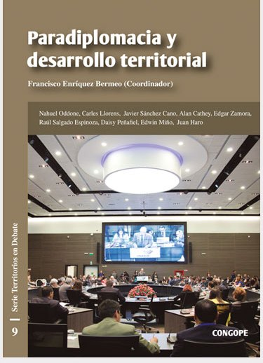 Paradiplomatica Y Desarrollo Territorial