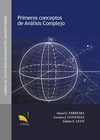 Primeros Conceptos De Análisis Complejo