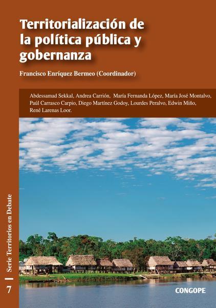 Territorialización De La Política Pública Y Gobernanza