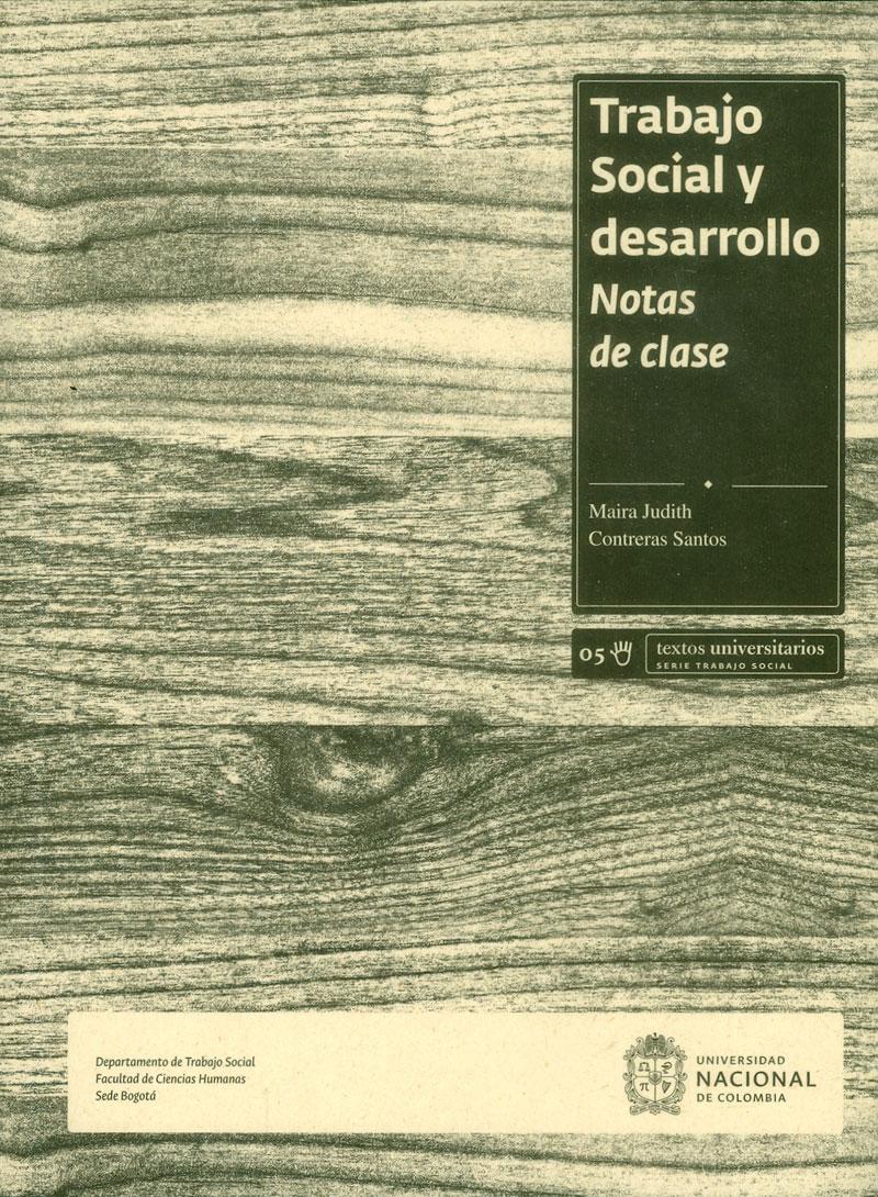 Trabajo social y desarrollo. Notas de clase