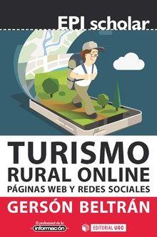 Turismo Rural Online. Páginas Web Y Redes Sociales