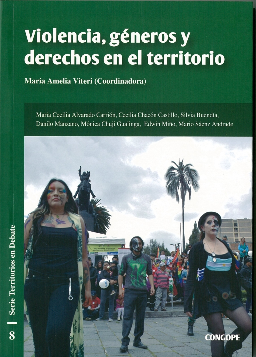 Violencia,géneros Y Derechos En El Territorio
