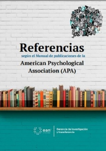 Referencias según el manual de publicaciones de la American Psychological Association (APA)