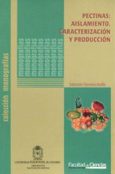 Pectinas: aislamiento, caracterización y producción