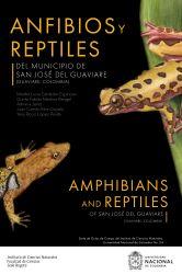 Anfibios y reptiles del municipio de San José del Guaviare (Guaviare, Colombia). Guía de Campo del Instituto de Ciencias Naturales n.º 24