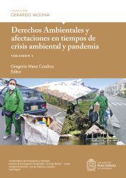 Derechos Ambientales y afectaciones en tiempos de crisis ambiental y pandemia, volumen I