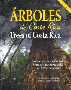 Árboles De Costa Rica.tress Of Costa Rica