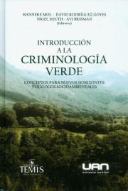 Introducción a la criminología verde. Conceptos para nuevos horizontes y diálogos sociambientales