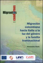 Migración colombiana hacia Italia a la luz del género y la familia transnacional