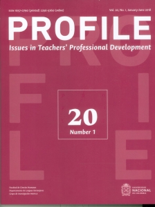 Profile. Issues in Teachers Professional Development Vol. 20 No. 1. January - June 2018