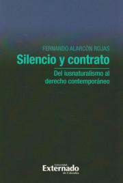 Silencio y contrato. Del iusnaturalismo al derecho contemporáneo